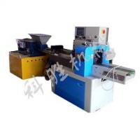 唐山科胜自动牛奶糖包装机|糖果包装机